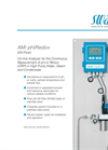 Monitor AMI pH-Redox; QV-Flow Flyer