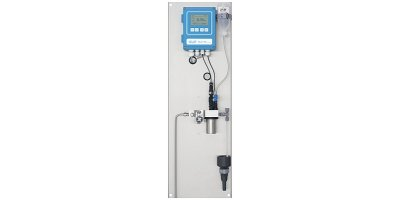 SWAN - Model pH-Redox; QV-Flow - Monitor AMI for Complete Analyzer on Mounting Panel