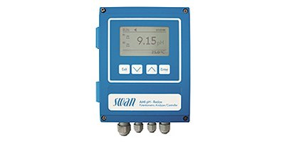 SWAN - Model AMI pH/Redox - Electronic Transmitter and Controller for the Continuous Measurement
