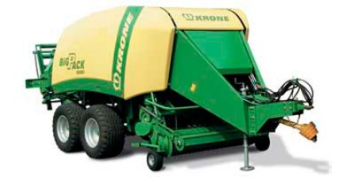 BigPack - High Speed Large Square Balers