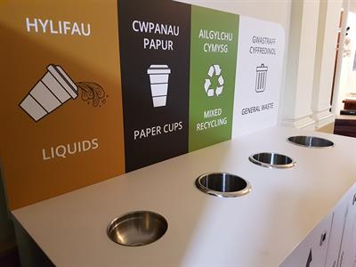 Unisan UK - Bespoke Recycling Stations