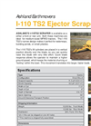 Model 140TS2 - Direct Mount Ejector Scraper Brochure