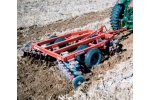 Athens - Model 153  - Heavy-duty Tandem Disc Harrow