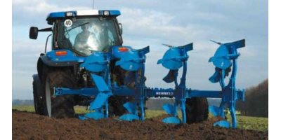 Lemken EurOpal - Model 5 - Plough