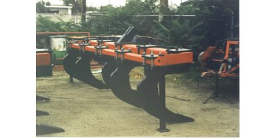 Model ADL - Drip Tape Plastic Mulch Laying Machines