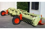 Model T128X - Standard Large Seed Mulchers