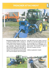 Cultivation of Tractor-GMA 1 - A