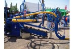 LIBA - Model GMA 140 AF  - Cultivation Trencher for Tractors