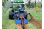 LIBA - Model GM 1-A - Cultivation Trencher