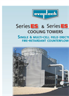 EvapTech - Model Series ES/ESP - Cooling Tower - Brochure