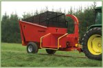 Model TP 270 PTO K - 27 cm Forest Wood Chipper