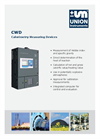 Model CWD2005 - Combustion Calorimeters Brochure
