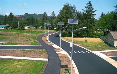 Street Lighting - Energy - Solar Power