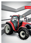Lintrac - Model 90 - 4 Wheel-Steering Tractor brochure