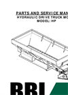 MagnaSpread - Model 00MST - Truck Mount Spreaders  Brochure