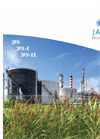 JPX Line - Water-Soluble Product - Brochure