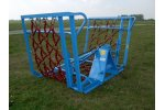 Model S - Double Servomotor Grassland Harrow