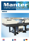 Model M10 - Weigher- Brochure