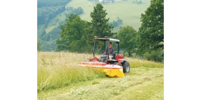 Alpe - Front or Rear Carried Mower