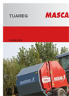 Model Mascar Tuareg CUT series - Round Balers Brochure