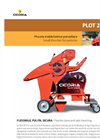 Cicoria - Model 2375 - Small Thresher Plot Datasheet