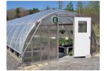 Catamount - Coldframe Greenhouse