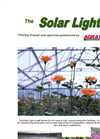Commercial Greenhouse Solar Light Brochure