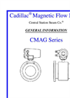 Cadillac Meter - Model CMAG - Pumped and Gravity Condensate Meter Datasheet