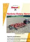 Starmixer – Hankmo - Model 320, 3000 S and 3800 S - Disc Harrows Brochure