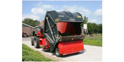 Triomix - Model 1/S - Self Loading Mixer Feeder
