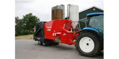 Triomix  - Model 2 - Self-Loading Mixer Feeder