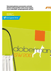 Dobermann - SW Series - Vertical Self Propelled Cutter Mixer Wagon Brochure