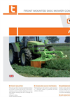 ATLAS - Front Mounted Mowers Conditioners Brochure