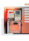 BARTEC BENKE - RVP-4 - Vapor Pressure Process Analyzer Data Sheet