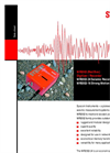 Syscom - MR2002-24-16 - Strong Motion/Seismic Recorder Brochure