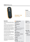 PEGASUS - 7100 - Mobile Phone - Industrial Version Data Sheet