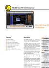 POLARIS - 12,1 - Panel PC Professional Data Sheet