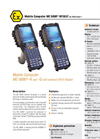 MC 9090ex RFID/LF - Mobile Computer For ATEX Zone 1 Data Sheet