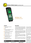MC 95xxex-NI - Mobile Computer For ATEX Zone 2 And 22 Data Sheet