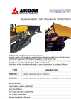 Bulldozer for Tracked Tractors Brochure