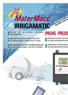 IRRIGAMATIC - Model B1 - Electronic Irrigation Control System Brochure