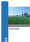 Hellios - Model II - Versatile Self Propelled Sprayers Brochure