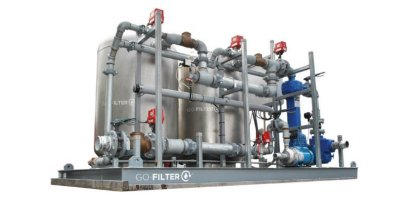 SDS Go-Filter - Mobile Water Filtration Unit