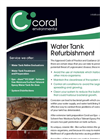 Water Tank Refurbishment Services Datasheet