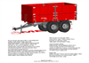 MetaX - Drop-Down Sides (High) Trailers- Brochure
