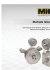 Multiple Disc Brakes- Brochure