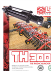 TH 3000 - Rod Cylinders- Brochure