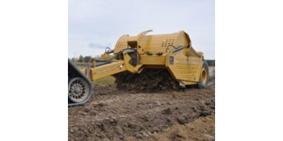 Pulldozer - Model 1220 - Land Scraper
