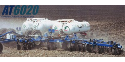 BLU-JET - Model AT6020 - Commercial Class Fertilizer Applicator