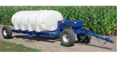 Duo Lift - Model TD-1200-CB Series  - Liquid Fertilizer Nurse Trailers